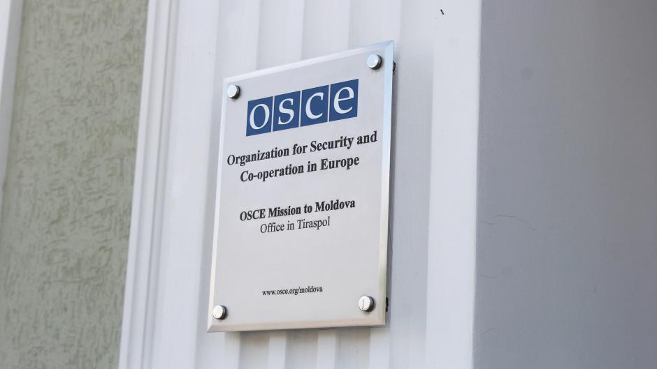 Миссия ОБСЕ в Тирасполе