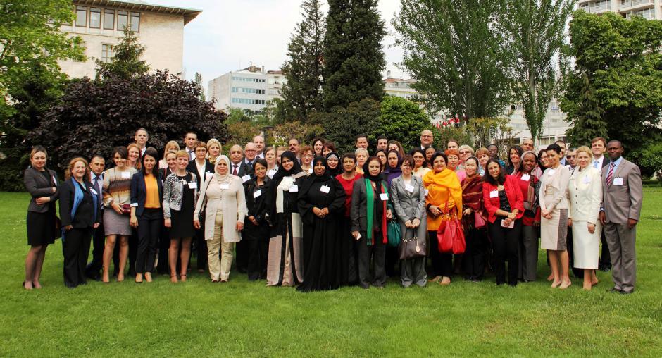 Women, terrorism and counter-terrorism | OSCE