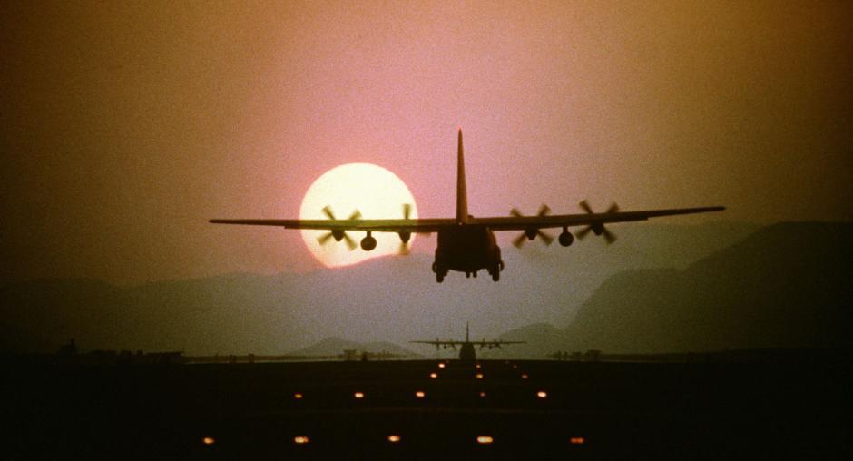 Signing Of Treaty On Open Skies Osce