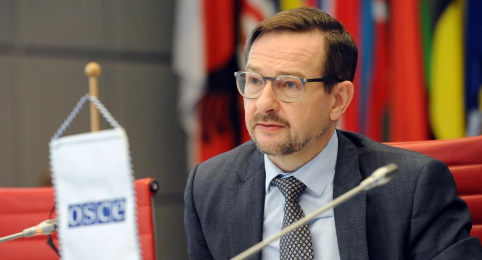 Генеральный секретарь ОБСЕ  на Донбассе