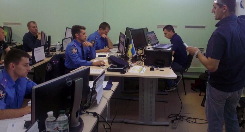 Ukrainian law enforcement improve cybercrime investigation