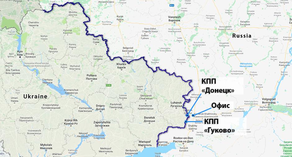 Росія знову заблокувала розширення мандату Місії ОБСЄ на всі пункти пропуску на російсько-українському кордоні - Цензор.НЕТ 7473