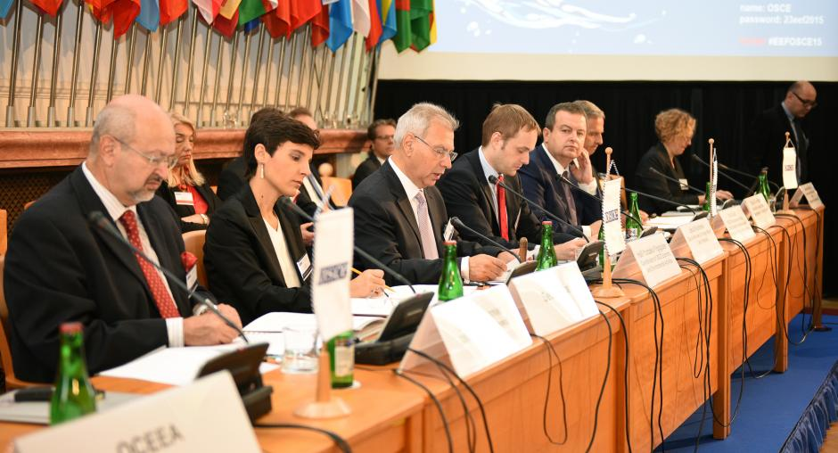 Concluding Meeting of the 23rd OSCE Economic and Environmental Forum | OSCE