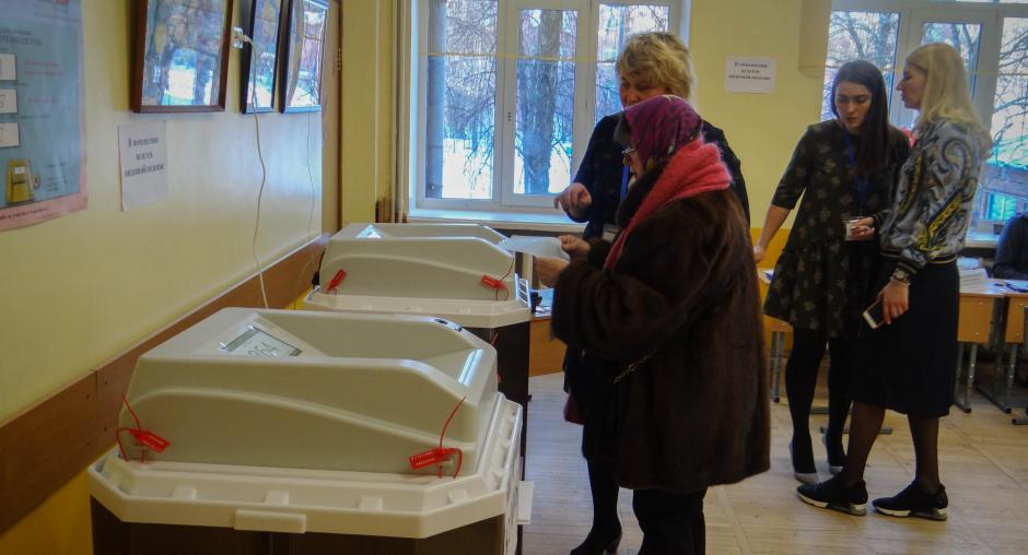 Image result for OSCE: Voters in Russia did not have the right choice