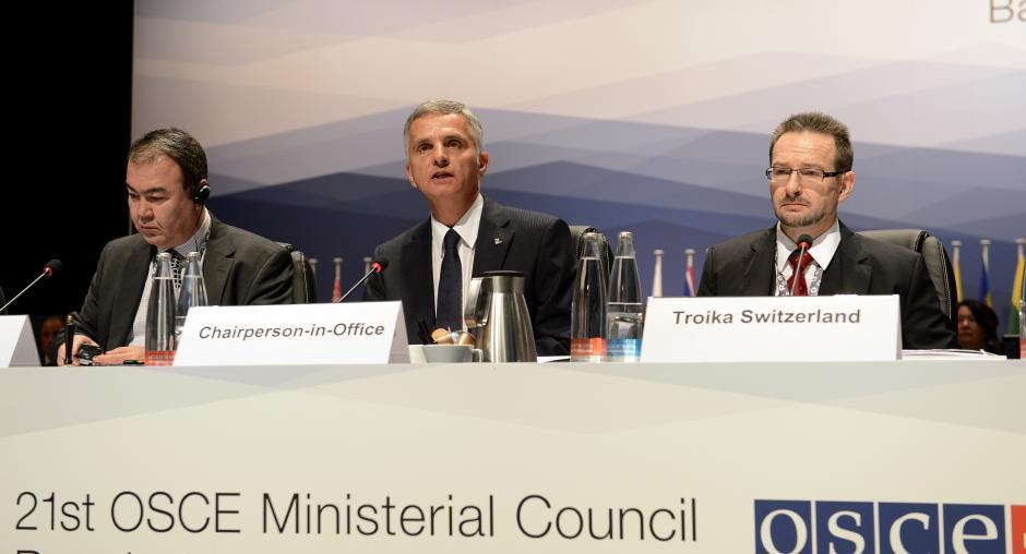 ministerial council 2014 osce