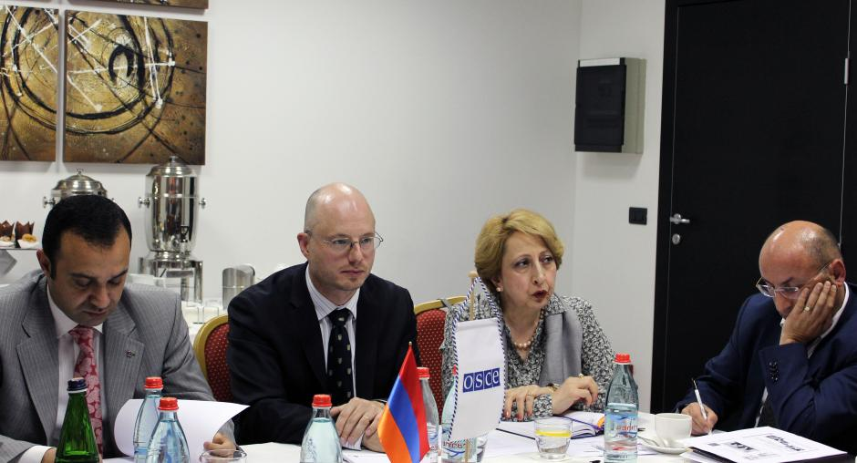 OSCE organizes discussion on economic integration of migrants in