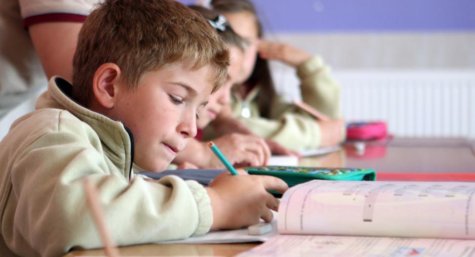 Система образования занимает центральное место