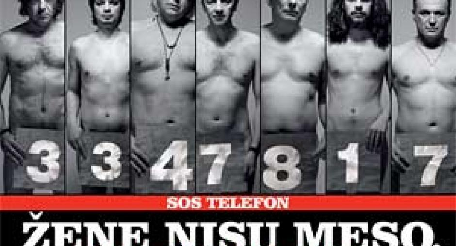 Naked Facts Help Combat Human Trafficking In Serbia Osce