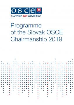 Priorities of the Slovak 2019 OSCE Chairmanship | OSCE