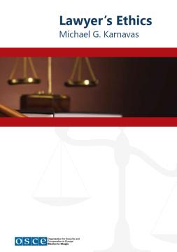 Lawyer's Ethics | OSCE
