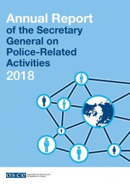 Annual Report of the Secretary General on Police-Related Activities