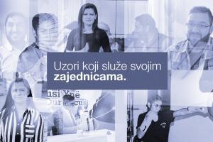 Uzori koji služe svojim zajednicama. (OSCE)