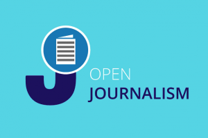 Graphic for video on Open Journalism.  (OSCE)