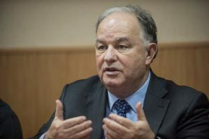 Ambassador Ertugrul Apakan, Chief Monitor of the OSCE Special Monitoring Mission to Ukraine. (OSCE/Evgeniy Maloletka)