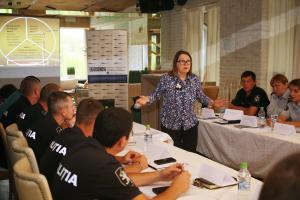 OSCE Mission to Moldova continues to enhance capacity of local professionals combating domestic violence, 3 August 2018