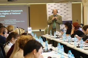 OSCE-supported training course improves capacity and co-operation of actors promoting and protecting rights of national minorities in Moldova