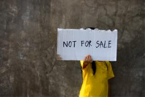 30 July is World Day Against Trafficking in Persons.  (Atjanan Charoensiri/Shutterstock)