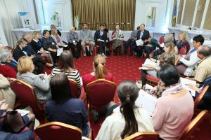 OSCE Mission to Moldova supports workshop on protecting human trafficking victims for NGO representatives from Transdniestria, 11 July 2018