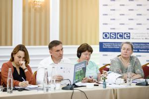 OSCE launches results of Survey on the Well-being and Safety of Women for Moldova