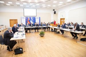 Двухдневные переговоры формата «5+2» завершились, при этом стороны, посредники и наблюдатели отмечают, что работа по согласованию нового Братиславского протокола будет продолжена.