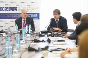 OSCE brings together government officials and experts to discuss next steps to effectively address anti-Semitism through education in Moldova