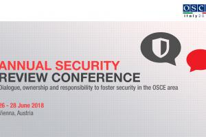 2018 Annual Security Review Conference (OSCE)