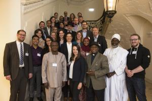 OSCE-KAICIID Interfaith Dialogue Expert Workshop, Vienna, 4 April 2017 (OSCE)