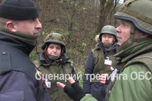 Наблюдатели Специальной мониторинговой миссии в Украине: готовы ко всему (OSCE)