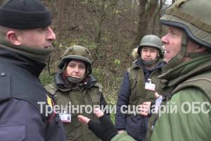 Спостерігачі Спеціальної моніторингової місії в Україні: готові до всього (OSCE)