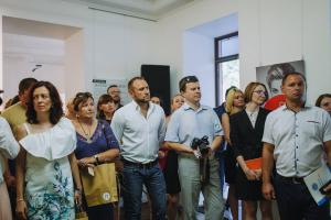 To launch the campaign, civic activists, officials and artists gathered for a presentation on 21 July 2016, organised jointly by NGO A21, Ministry of Social Policy and the OSCE Project Co-ordinator.   (OSCE)