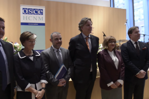 thumbnail for 2016 Max van der Stoel Award Ceremony Highlights video  (OSCE)