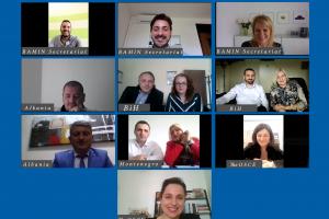 BAMIN Steering Group Meeting, 3 June 2020. (OSCE)