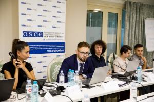 OSCE Mission trains journalists to improve reporting on diversity and national minorities in Moldova, 28 June 2019