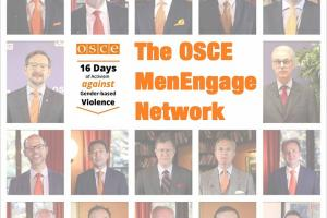 Message from the OSCE MenEngage network (OSCE)
