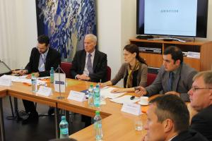Roundtable at OSCE Mission in Moldova engages Gagauz civil society in public discussion