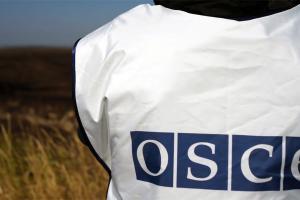 Наблюдатели во время работы: Отчёт по разрушениям (OSCE)