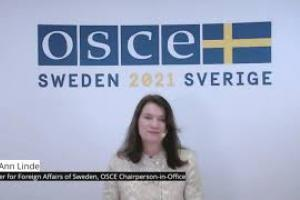 thumbnail for press conference  (OSCE)