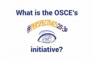 OSCE's Perspectives 20-30 Initiative (OSCE)