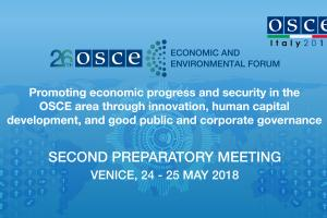 2nd Preparatory Meeting of the 26th OSCE Economic and Environmental Forum. (OSCE)