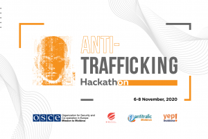 OSCE, local partners organize Moldova's first anti-human trafficking hackathon