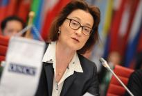 Conversation with Swiss State Secretary Pascale Baeriswyl