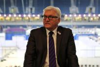 Entretien avec Frank-Walter Steinmeier, Président en exercice de l'OSCE...