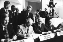 On 1 August 1975, a 40-year quest for establishing a comprehensive and inclusive framework for security and co-operation in Europe was launched in the Finnish capital Helsinki...