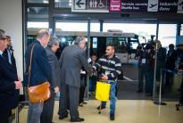 Unos corredores humanitarios exprés están permitiendo el tránsito seguro hacia Italia de 1.000 de los refugiados. Entrevista con El Secretario General de la Comunidad de San Egidio, Cesare Zucconi.
