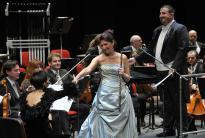 """Interview with Luisa Sello, world-renowned Italian flautist. Her cultural initiative in partnership with the OSCE assembles an """"army of musicians"""" who use the universal language of music to promote peace."""