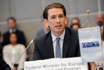 La Presidenza austriaca intende porre l'accento su tre dei principali problemi di sicurezza che attualmente preoccupano l'Europa, vale a dire...
