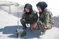 Dans l'Afghanistan d'aujourd'hui, la contribution des femmes à la sécurité du pays ne cesse de croître.