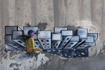 La scène artistique afghane s'est renouvelée depuis la chute des talibans en 2001...