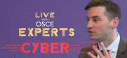 Ben Hiller, Cyber Security Officer at the OSCE, discusses the current cyber threats and how diplomacy can play a crucial role in preventing unintended cyber conflicts.