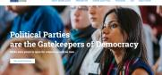 Political parties are the gatekeepers of democracy - make sure yours is open for women as well as men